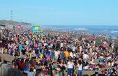 Miles de adolescentes celebraron la llegada de la Primavera en Monte Hermoso