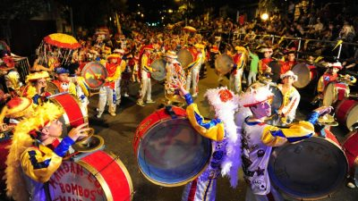 Necochea celebra este fin de semana el 4º Encuentro Nacional de Murgas