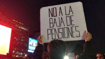 El gobierno le sacará las pensiones a quienes tengan menos de un 76% de invalidez