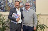 Julio Zamora y el presidente de Volkswagen Argentina analizaron la situación económica del país