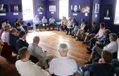 """La Plata / Se realizó la segunda reunión de la """"Mesa de Diálogo Social y Productivo"""""""