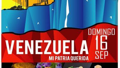 """La Plata / Se celebrará el primer festival """"Venezuela, mi patria querida"""""""