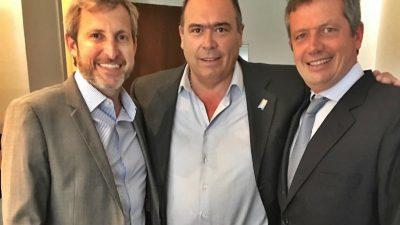 """""""Trabajo todos los días para ser intendente de Carlos Tejedor"""", expresó Oscar Sánchez"""