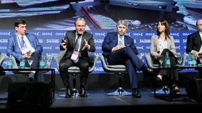 """Ferrari en IDEA: """"La reforma del sistema judicial de la provincia presenta un cambio del sistema de valores"""""""