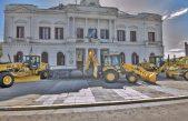 Azul: El Municipio adquirió maquinaria rural y reparará 1000 calles de tierra en la ciudad