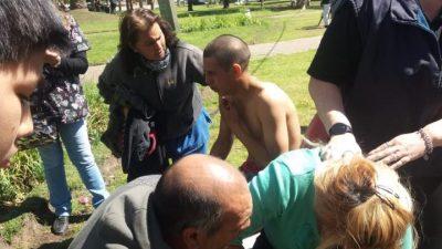 Denuncian represión a Municipales de Necochea que reclamaban el pago de sueldos adeudados