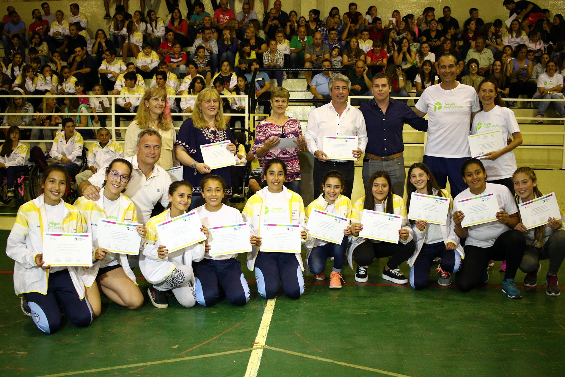 Pergamino homenajeó a sus deportistas que conquistaron 30 medallas