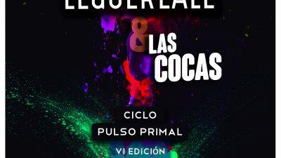 La Plata / Una noche a puro power de mujeres con Leguereale y Las Cocas