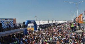 Más de 90 mil personas disfrutaron la inauguración del Autódromo San Nicolás Ciudad