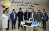 Tandil / El Hospital de Niños recibió un subsidio de más de cuatro millones para aparatología