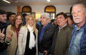 """Fernando Espinoza: """"Vinimos a pedirle a la patrona de todos los argentinos que haga entender al Gobierno que el trabajo es sagrado"""""""
