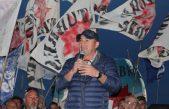 Mario Secco homenajeó a Néstor Kirchner y dio a Cristina como ganadora