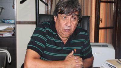 """Cholo García: """"Legalizar el Presupuesto es legalizar el ajuste"""""""