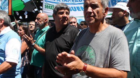 """Palazzo habló del pedido de detención de Pablo Moyano: """"Quieren disciplinar"""", dijo"""