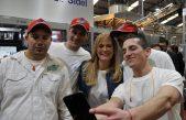 A Magario le gusta MANAOS: Inauguró la ampliación de una planta en La Matanza