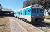El diputado Avelino Zurro pidió que vuelva el tren de pasajeros a Pehuajó