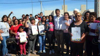 San Nicolás culminó con la relocalización de las familias de Villa Hermosa y Villa Tranquila