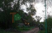 ¡Horror! Violan y muere una bebé de 9 meses en Punta Lara, los vecinos incendian la casa del sospechoso
