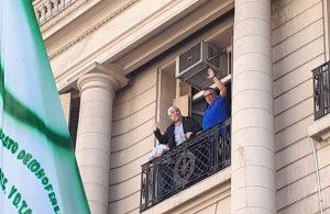 El juez Carzoglio rechazó el pedido de detención y Hugo Moyano se despachó contra el gobierno