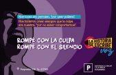 """Pergamino impulsó campaña contra la violencia de genero bajo el lema: """"La historia se escribe con voz"""""""