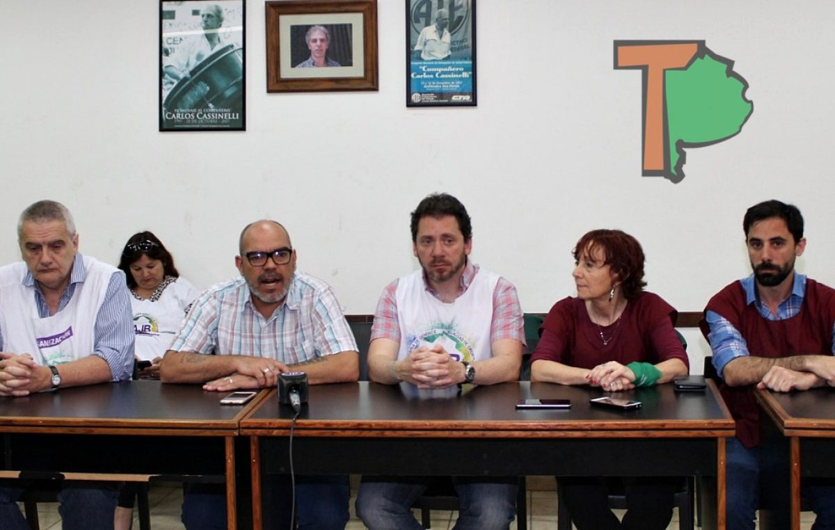 Estatales y docentes bonaerenses preparan una gran movilización en unidad para rechazar los salarios a la baja