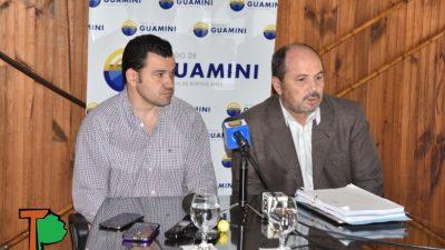 """En Guaminí la oposición hizo """"acting"""" con la quema de papeles municipales en las redes sociales y el intendente aclaró """"no hay nada que ocultar"""""""