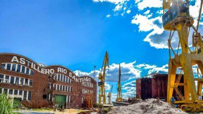 El Astillero Río Santiago denuncia descuentos en salarios por parte de la gobernadora Vidal