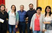 Pergamino / El intendente Martínez destacó la importancia del Fondo Educativo para que las escuelas estén en buenas condiciones