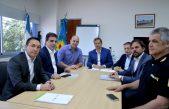 Ritondo reunió al Concejo Regional de Seguridad Pública del conurbano sur
