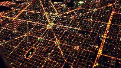 Quieren que La Plata brille en la oscuridad: 14 mil nuevas luces LED