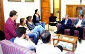 """El ministro de Justicia, Gustavo Ferrari visitó Suipacha y lanzó """"nos estamos ocupando de los privados de libertad"""""""