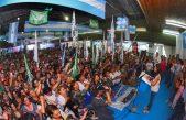 """Más de 5000 mujeres peronistas pidieron por más """"inclusión y justicia social"""" en Escobar"""