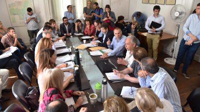 La Plata: Se comienza a tratar un presupuesto que ronda los 10 mil millones de pesos para 2019