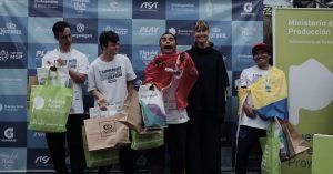 Superación, emoción y alegría en el primer Sudamericano de Surf adaptado en Mar del Plata