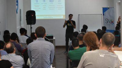En San Nicolás siguen apuntando a las nuevas tecnologías y realizaron una charla sobre Bitcoin y Blockchain