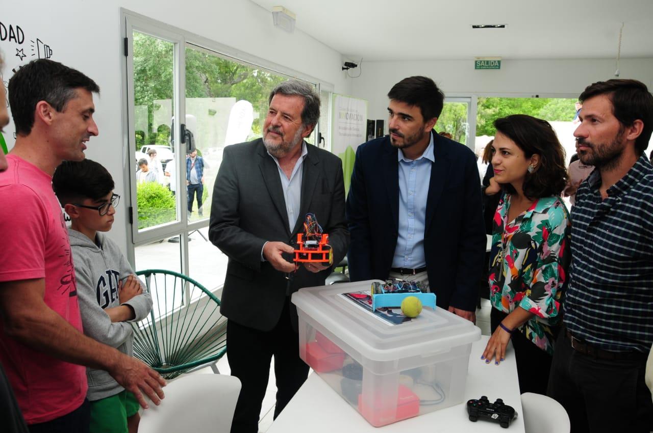 El 5to Club Social de Innovación abrió sus puertas en Olavarría