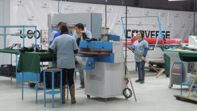 """En Las Flores tambalea la fábrica de zapatillas Converse: """"El panorama para el 2019 es muy duro"""""""