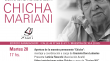 Jornadas Homenaje a Chicha Mariani