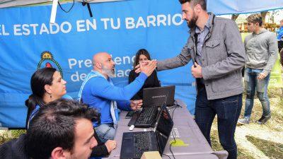 """Lanaro visitó Ensenada y le pegó a Secco: """"No puede ser que se dedique a patotear"""""""