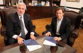San Miguel firmó convenios con la Procuración General para fortalecer la seguridad