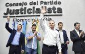 Menendez, Gray, De Jesus, Pereyra y Watson celebraron la inauguración de una nueva sede del peronismo en Florencio Varela