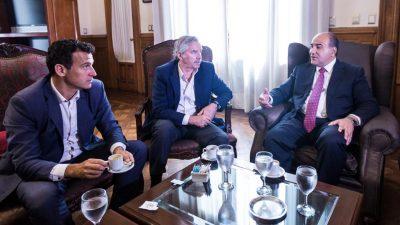 """Solá en Tucumán: """"La situación del país nos obliga a tener un proyecto común. La oposición debe unirse sin exclusiones"""""""
