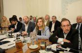 """El senador Vivona criticó el reparto de obras y la diferencia según """"el color político"""""""