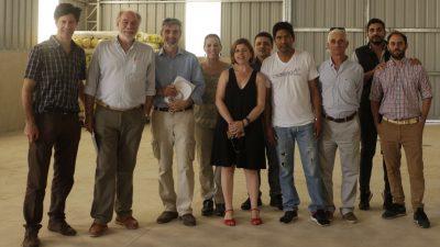 Visita de la Misión FIDA a centros de acopio de horticultores bonaerenses