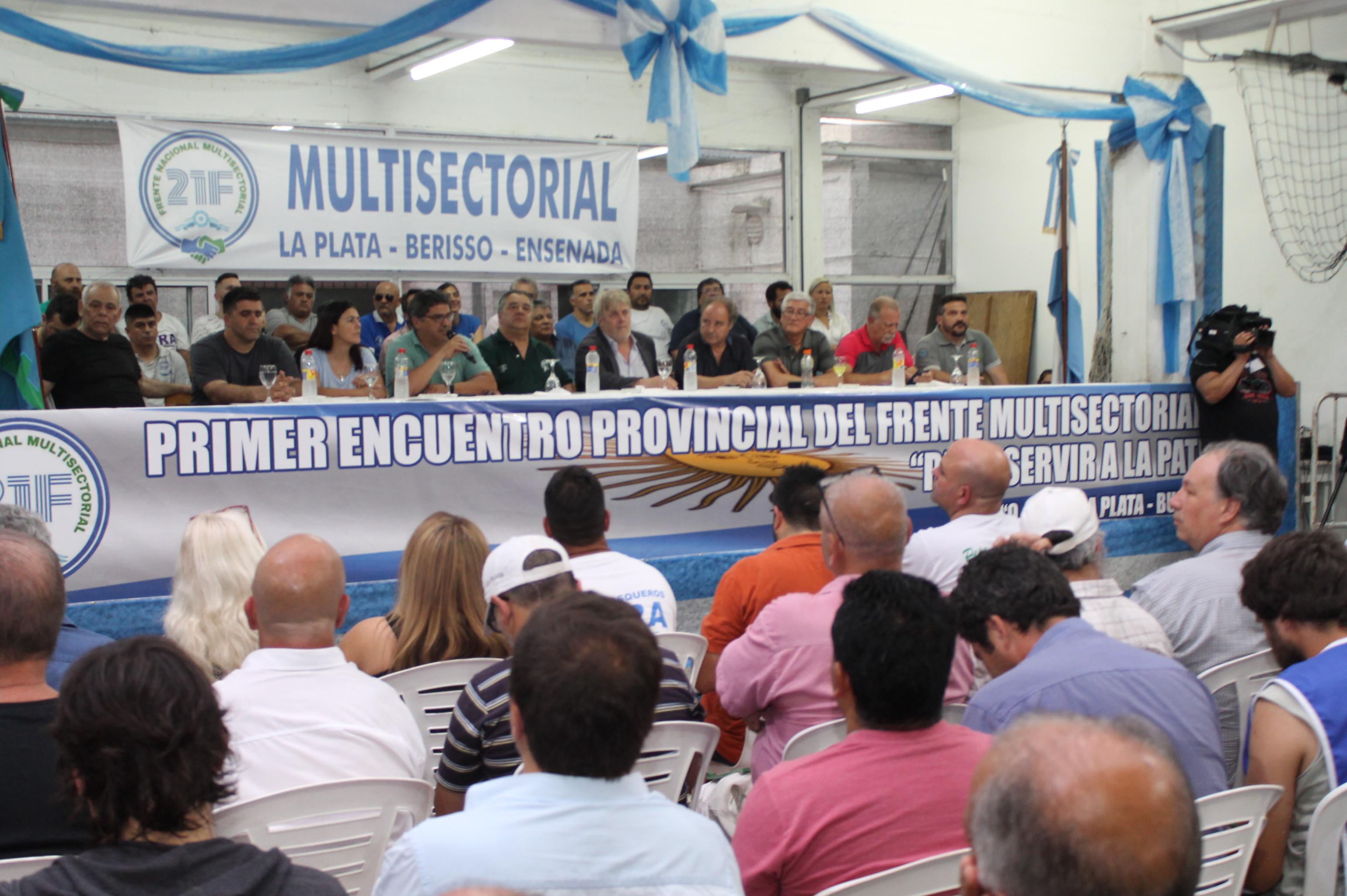 Desde la Multisectorial 21F apuntan contra el Presupuesto y piden la Emergencia Laboral
