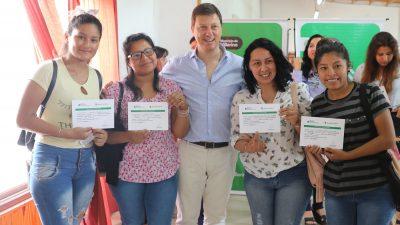 Villarino / Nuevo convenio entre el municipio y la Asociación de Psicopedagogos del Sur