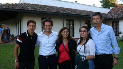 Posse y Sánchez Zinny dialogaron con alumnos sanidridrenses