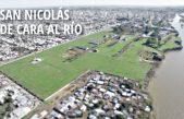 """""""San Nicolás de Cara al Río"""": Avanza el concurso de proyectos para sumar espacios verdes y recuperar el acceso a la costa"""