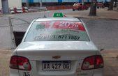 La Plata: Un porcentaje de la publicidad en lunetas de taxis será para los choferes