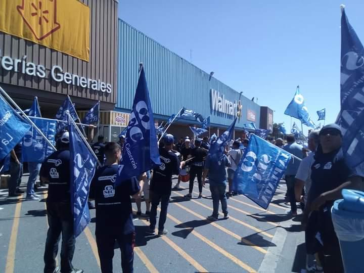 SEC La Plata en Walmart